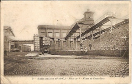 62 - Sallaumines - Fosse 4 -  Mines De Courrières - Frankrijk