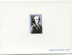T. A. A. F. EPREUVE DE LUXE DU N°83 AMIRAL D´ENTRECASTEAUX - Imperforates, Proofs & Errors