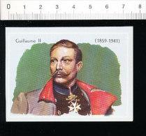 2 Scans / Empereur D'Allemagne Guillaume II    // IM 15/11 - Vieux Papiers