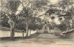 Pays Divers- F624- Afrique - Dahomey - Porto Novo -une Avenue Et La Cathedrale - Collection General Fortier , Dakar - - Dahomey