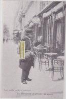 Le Marchand D'articles De Caves  (REPRODUCTION) - Artisanry In Paris