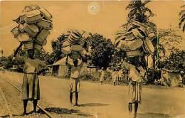 Pays  Divers- F613- Haiti - Marchandes De Paniers - Baskets Seller - - Haïti
