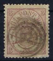 Denmark: Mi Nr 12  Used  1864 - Gebraucht