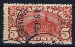 Denmark: Mi Nr 66  Fa 120 Used   1912 - 1905-12 (Frederik VIII)