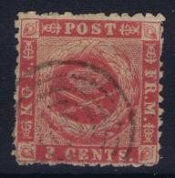 Denmark: Danish West Indies  Mi Nr 3 Used
