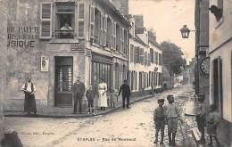Etaples   62       Rue De Montreuil - Etaples