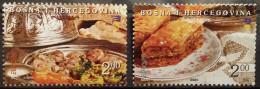 Bosnia And Hercegovina, 2005, Mi: 389/90 (MNH) - 2005