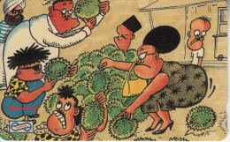 MALAYSIA(GPT) - Cartoons/Durian, CN : 7MSAB/B, Used - Malaysia