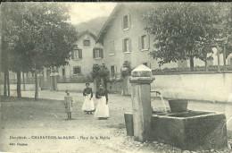 Charavines Les Bains Place De La Mairie - France
