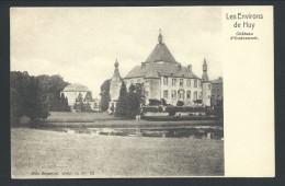 CPA - Environs de Huy - Ch�teau d' OUDOUMONT - Nels  s�rie 55 N� 62  //