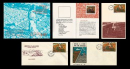 E)1977 MEXICO,UNITED NATIONS CONFERENCE ON DESERTIFICATION IN NAIROBI-KENYA, NICE LOT SET - Mexico
