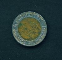 MEXICO  -  2005  $2  Circulated Coin - Mexico