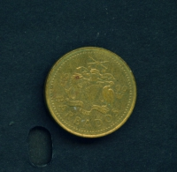 BARBADOS  -  1999  5c  Circulated Coin - Barbades