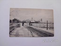 Ribe Set Fra Nord. (3 - 1 - 1913) - Dänemark