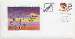 Veldpost - Open Dag Kon. Luchtmacht (1989) - Periode 1980-... (Beatrix)