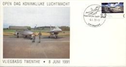 Veldpost - Open Dag Kon. Luchtmacht (1991) - Period 1980-... (Beatrix)