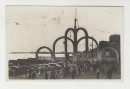 Cartolina Paesaggistica Di Genova Villaggio Balneare - Viaggiata 1933 - Genova (Genoa)