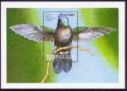 GUINEE   1589  MINT NEVER HINGED SOUVENIR SHEET OF BIRDS   #  0557-3   ( - Non Classés