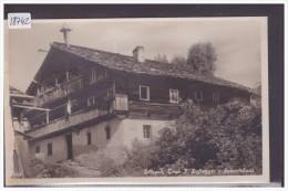 DÖLSACH - F. DEFREGGER'S GEBURTSHAUS - TB - Dölsach
