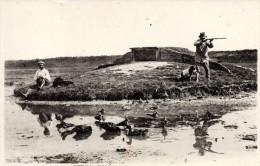 80 - FORT MAHON - La Chasse à L'Authie - Fort Mahon