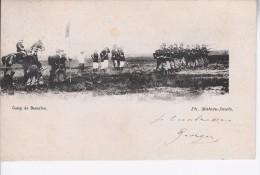 Infanterie Op De Schietbaan - Leopoldsburg (Kamp Van Beverloo)