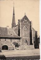 ABBAYE Du VAL DIEN  Façade De L'Eglise  -  Cote Cour - Aubel