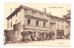 VAUGNERAY  ( Rhone )  HOTEL DU NORD - Altri Comuni