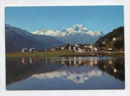 SWITZERLAND - AK 256718 Oberengadin - Silvaplana - GR Grisons