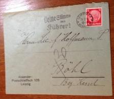 1732 - 1936 Briefe + Sst Fuhrer - Briefe U. Dokumente