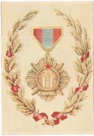 MONGOLIA - Carte Postale - Post Card - Medal 1945 - New - Mongolia