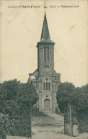 77 VILLEMAREUIL / L'Eglise / - Francia