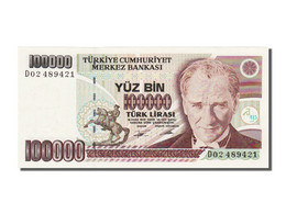 Turquie, 100000 Lira, 1970 - Turchia