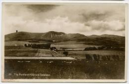 EDINBURGH : THE PENTLAND HILLS AND SWANSTON - Midlothian/ Edinburgh