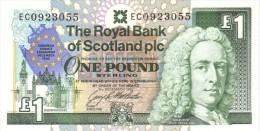SCOTLAND P. 356a 1 P 1992 UNC - [ 3] Scotland