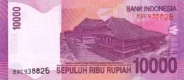 INDONESIA P. 143a 10000 R 2005 UNC - Indonésie