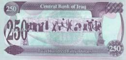 IRAQ P.  85a 250 D 1995 UNC - Iraq