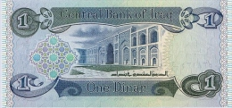 IRAQ P.  69a 1 D 1979 UNC - Iraq