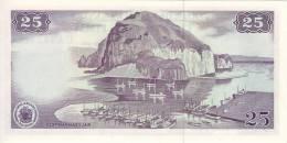 ICELAND P. 43 25 K 1961 UNC - Iceland