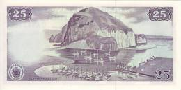 ICELAND P. 43 25 K 1961 UNC - Islande