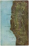 Map Of California - Carte Geografiche