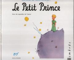 Le Petit Prince De Saint-Exupéry Avec Ses 10 Timbres Neufs** - Livres Timbrés NEUF Sous BLISTER - Stamps
