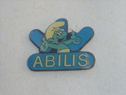 Pin's SCHTROUMPH ABILIS  01 - Cómics