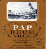 RHUM - Vieux PAP - Rhum