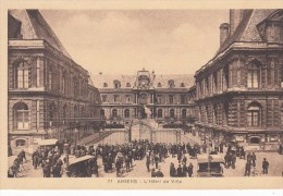Cp , 80 , AMIENS , L'Hôtel De Ville - Amiens