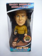 FIGURINE BOBBLE HEAD STAR TREK CAPITAIN KIRK - FUNKO 2009 - Star Trek