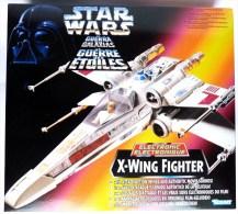 BOITE FIGURINE STAR WARS LA GUERRE DES ETOILES BOITE STAR WARS X-WING FIGHTER - Power Of The Force