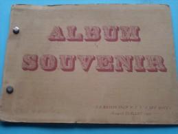 La RESISTANCE P.T.T. A SES HOTES 13-14-15 Juillet 1945 ( Album SOUVENIR +/- 19 X 14 Cm.) ( Detail : Voir Photo ) ! - Albums & Collections