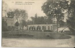 BRUNOY  Les Sources , L´orangerie Et La Serre - Brunoy