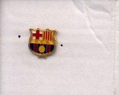 13-ebarca1. Pin Futbol. Escudo Barcelona C.F. - Fútbol