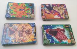 Toriko Itadaki Master : 100 Japanese Trading Cards - Trading Cards
